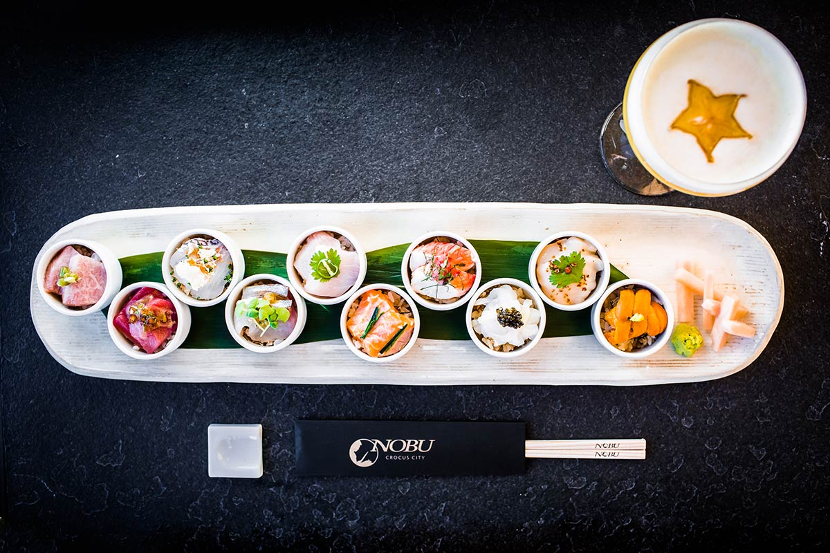 Cup Sushi фото