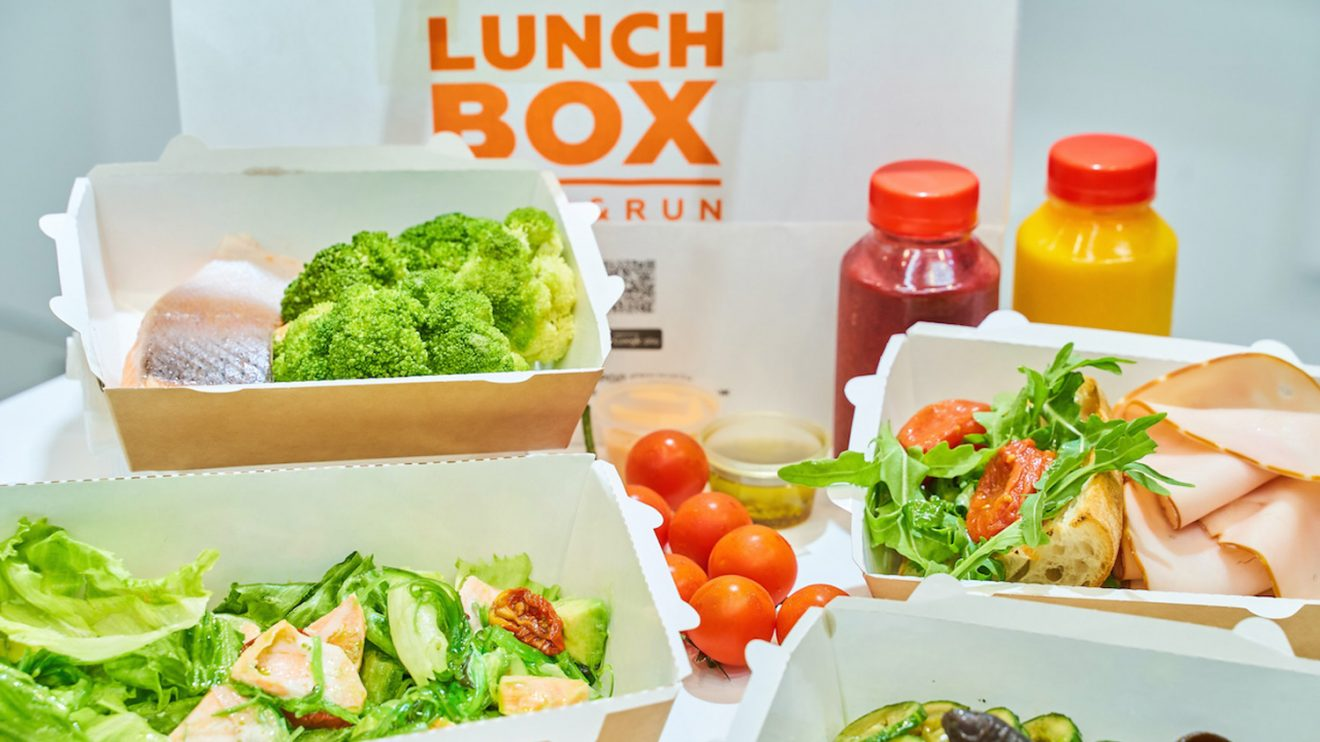 LUNCH BOX кафе